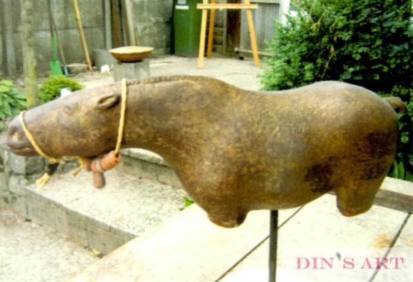 Circuspaard - Circus horse