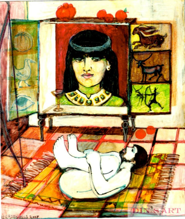 Potifar's vrouw - Potifar's wife