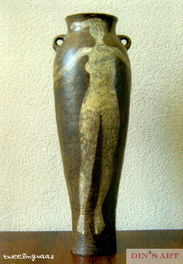 Tweelingvaas - Twin Vase
