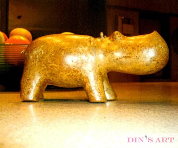 Kleine hippo - Little hippo